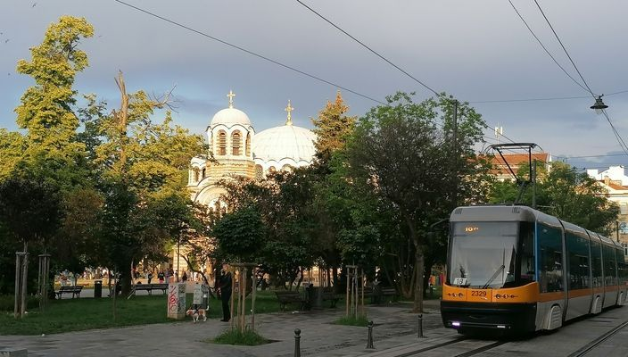 Car rent in Sofia